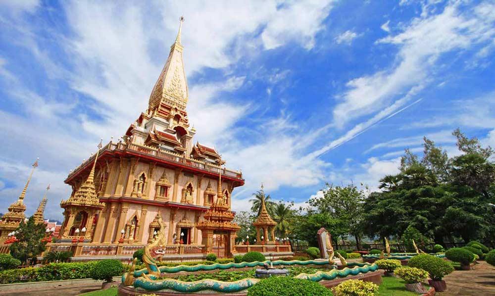 Wat-Chalong-in-Phuket