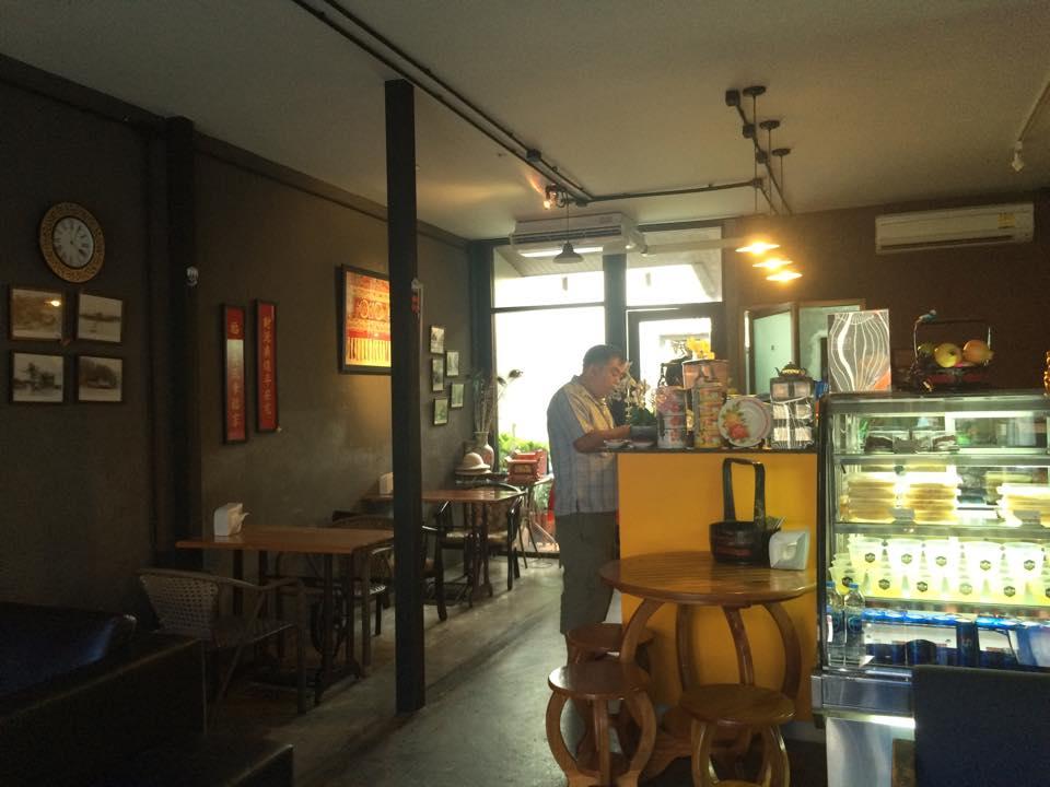 Cafe In 4