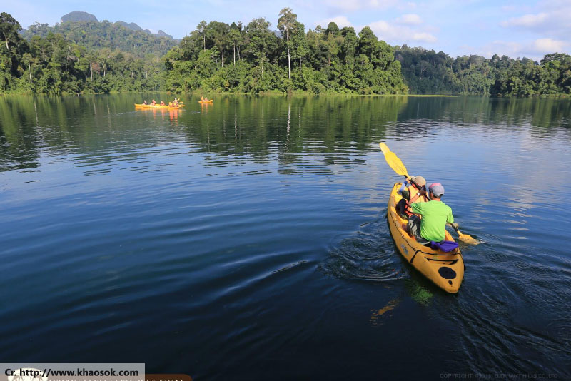 Kayaking_Khao_Sok_National_Park
