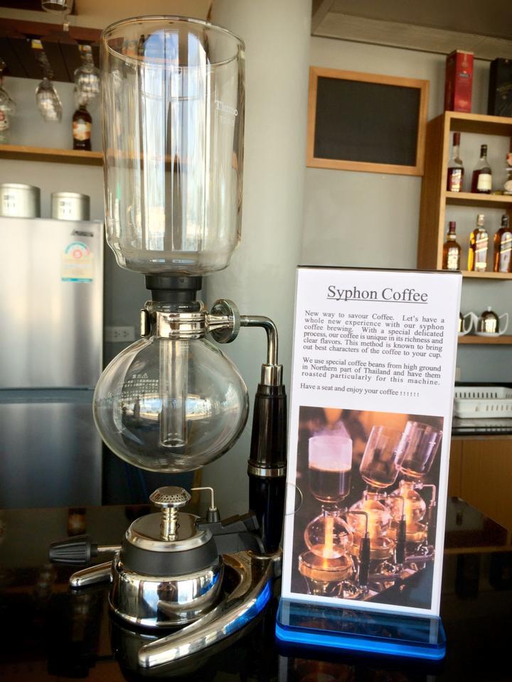 Syphon Coffee Talk