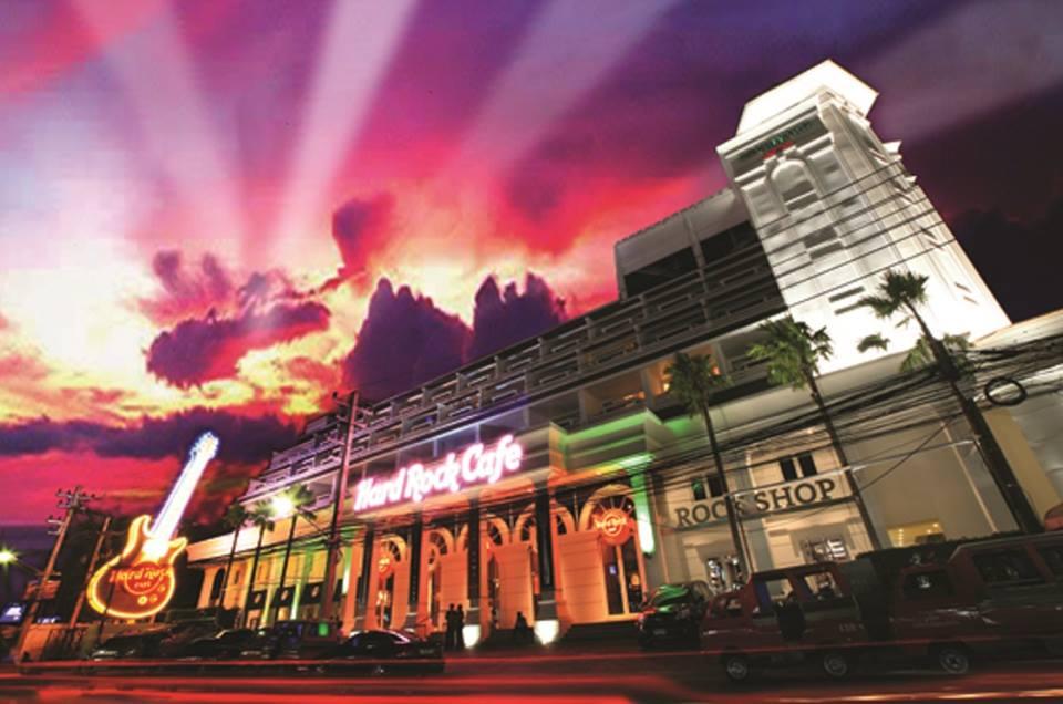 CR: Photo from facebook Hard Rock Cafe Phuket