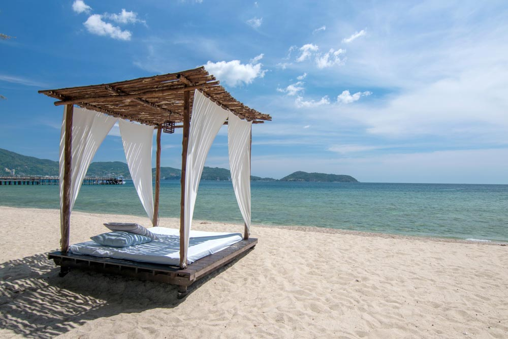 beach destination, phuket beach resort