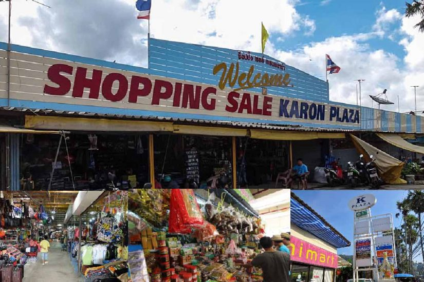 karon-beach-shopping