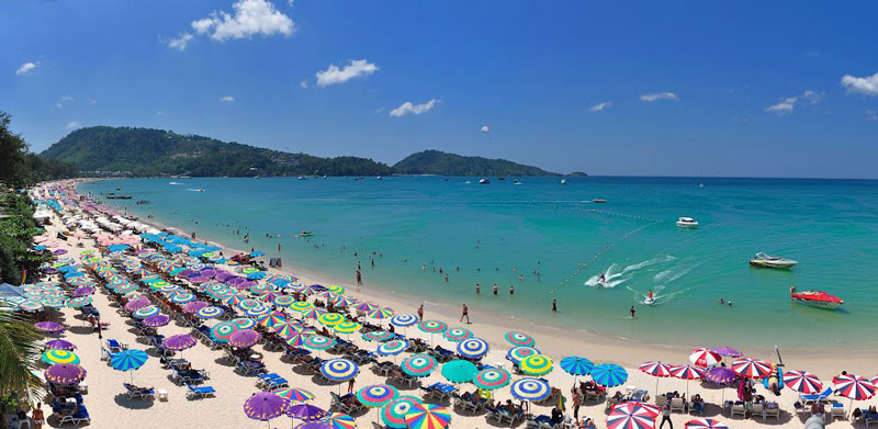 What To Do In Patong Beach Phuket Phuket Guide