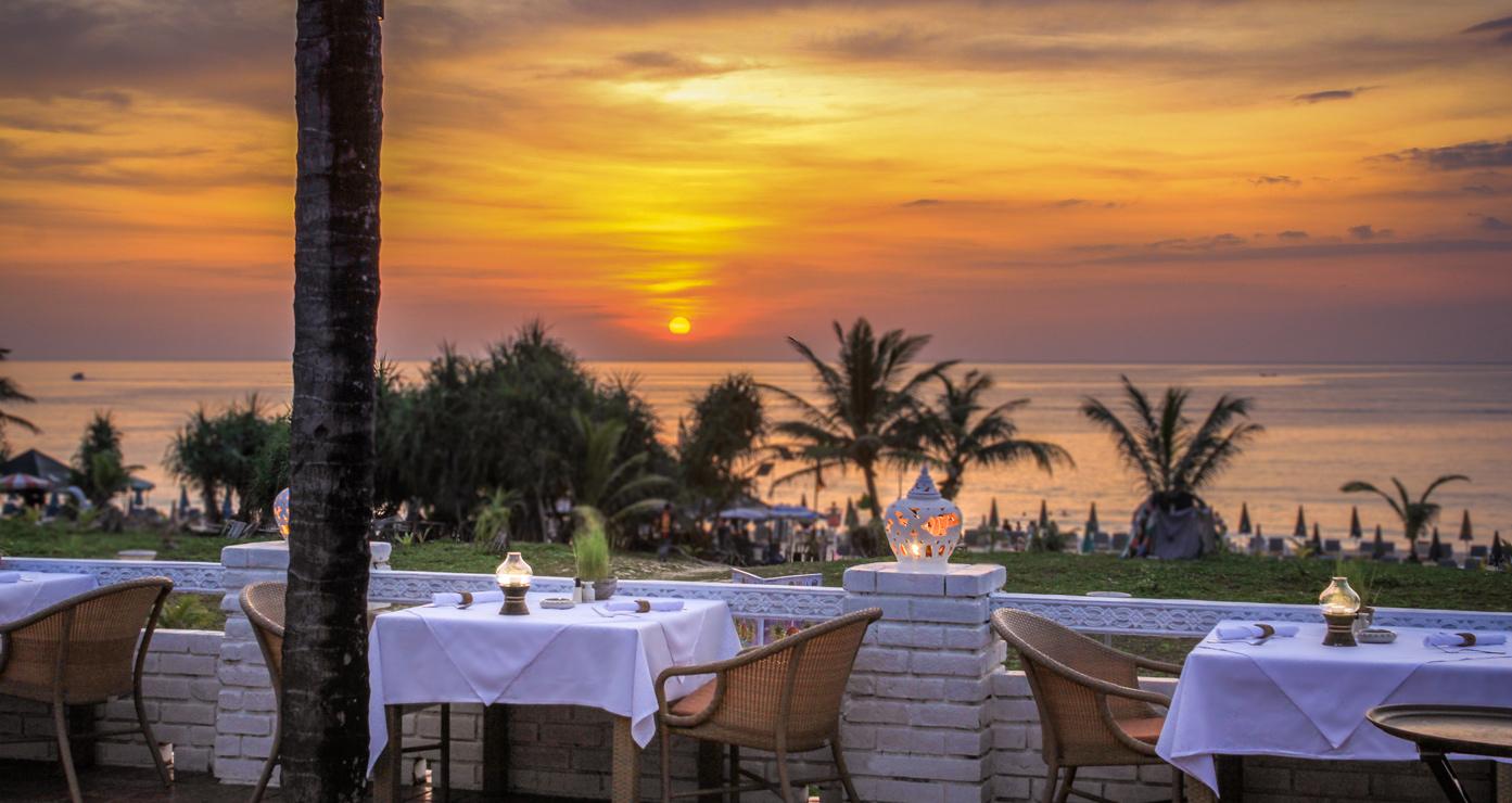 Ads Facebook Karon Phuket Luxury Family Hotel View Sunset
