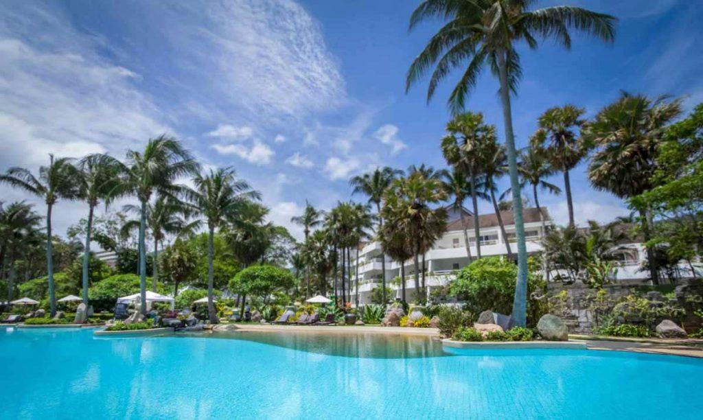 Hotels Along Patong Beach
