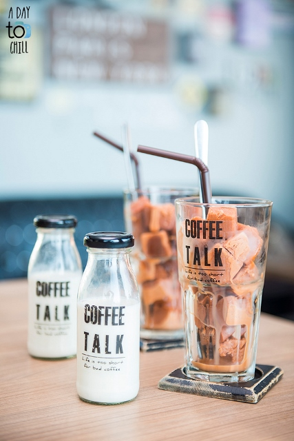Milk Tea Cube, Coffee Talk Cafe, Karon Beach Phuket