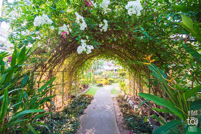 Garden Resort in Phuket, Karon Beach Resort
