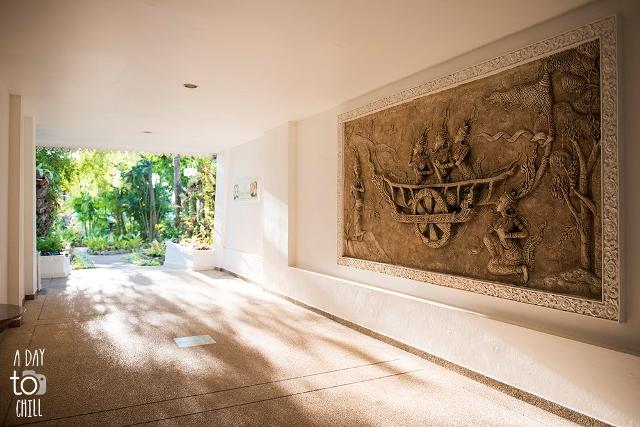 Thai Style Design, Thavorn Palm Beach Resort