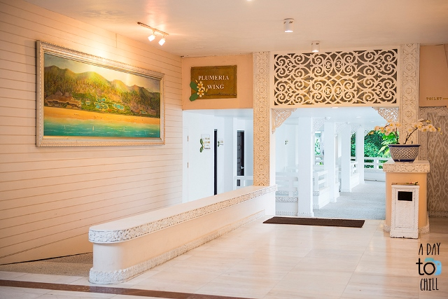 Plumeria Wing at Thavorn Palm Beach Resort