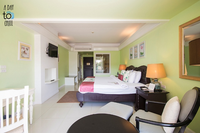 karon beach accommodation by a day to chill