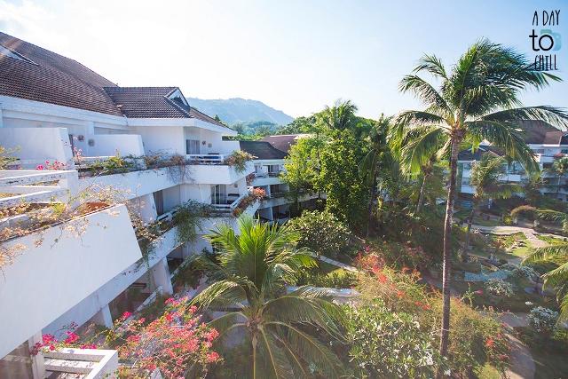 Surrounding at Thavorn Palm Beach Resort