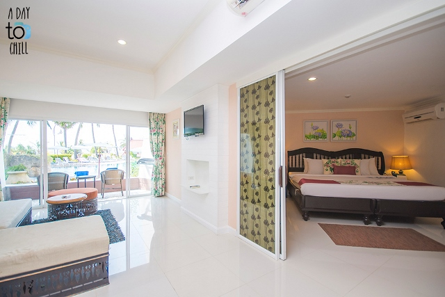 One Bedroom Suite at Thavorn Palm Beach Resort