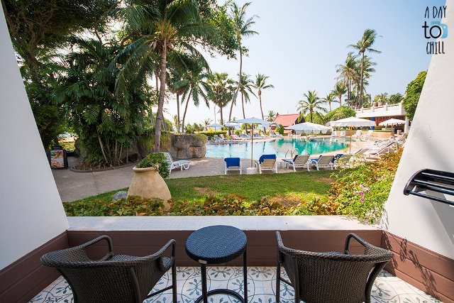Pool View, Thavorn Palm Beach Resort
