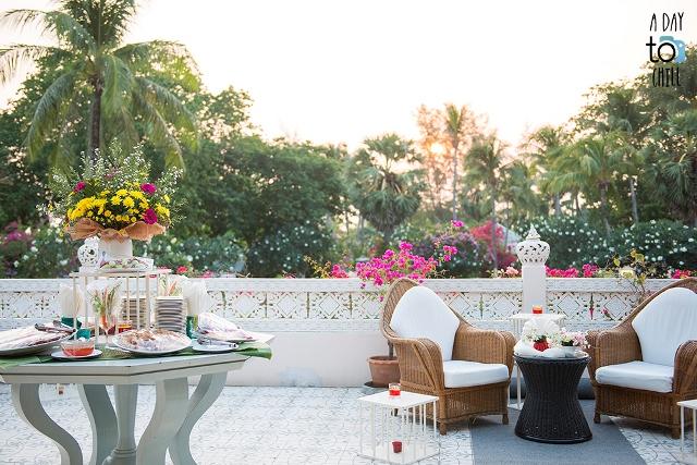 exclusive floor at thavorn palm beach resort