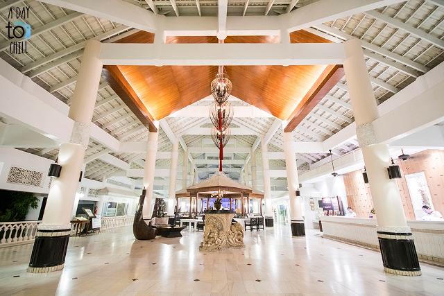 lobby, thavorn palm beach resort, Karon Phuket