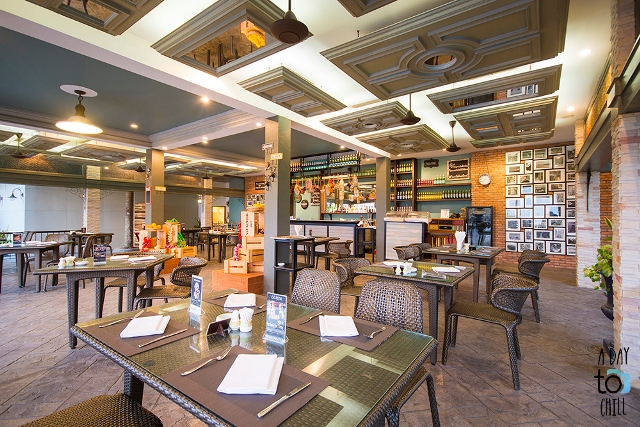 ciao bistro, italian food, karon restaurant phuket