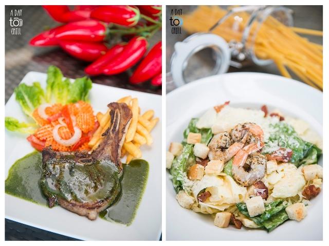 ciao bistro, italian food, Salad