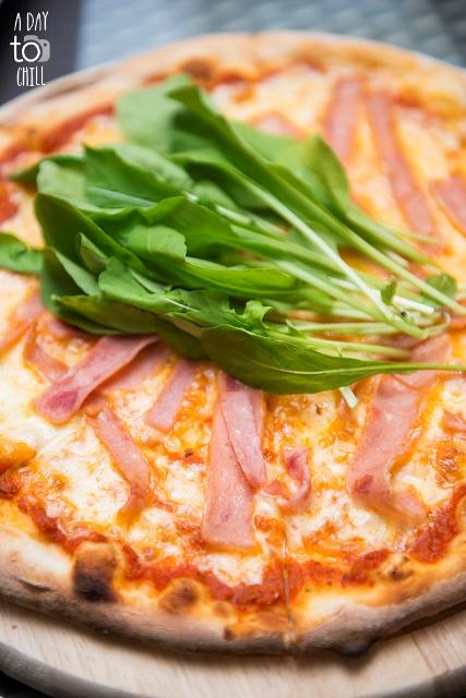 pizza, ciao bistro, italian food