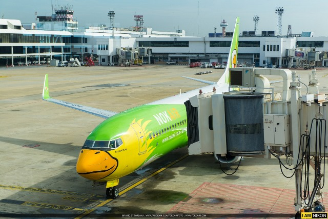Nokair by I am Nikon, Thavorn Palm Beach Resort Review