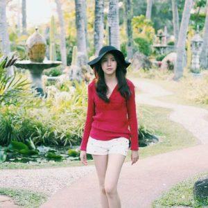 Esther Supreeleela, Channel 3 TV , Thavorn Palm Beach Resort Phuket