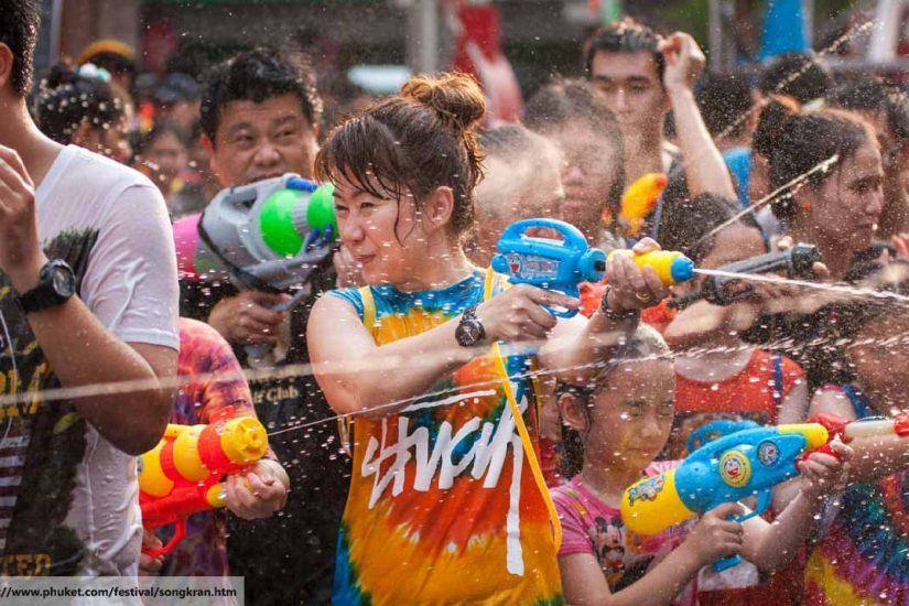 Thai-songkran-Festival-Phuket