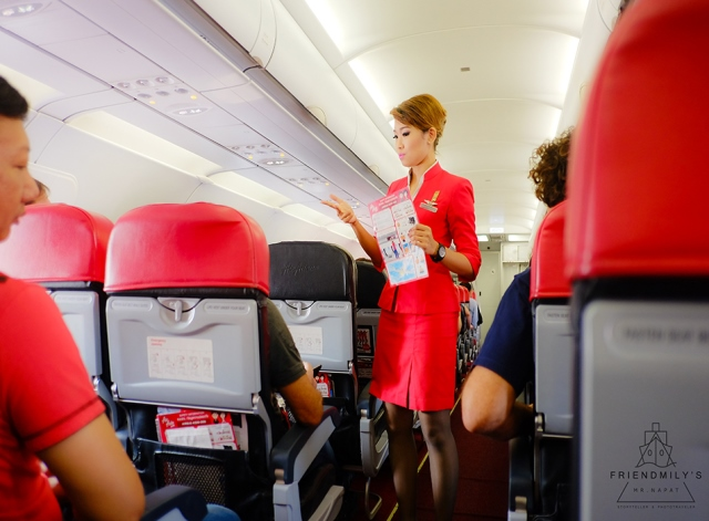 Pic Airasia by Mr. Napat, Review Thavorn Palm Beach Resort