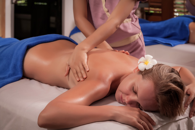 Thavorn Beach Village and spa, Body Treatments