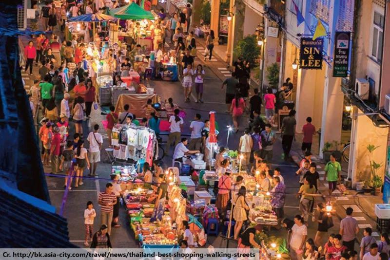 Phuket Town Walking Street