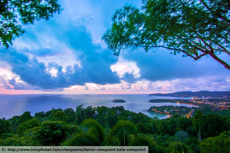 karon-viewpoint-sunset