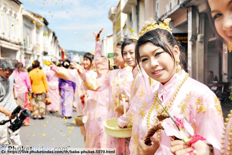 Baba Wedding in Phuket