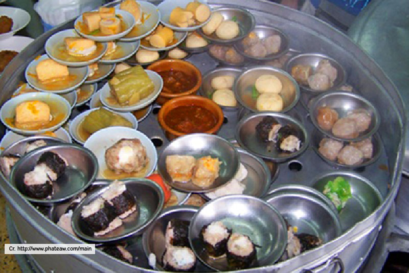 Phuket Local Food Dim Sum