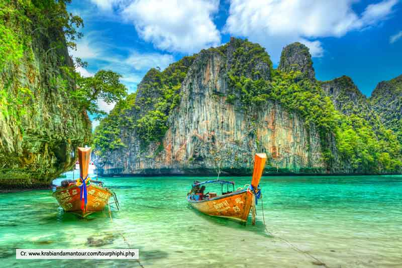 Phi Phi Island, Krabi