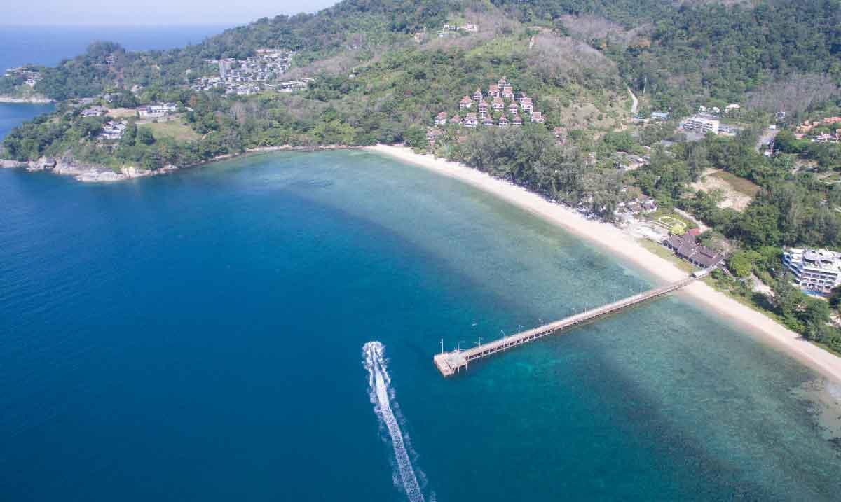Private Nakalay Beach