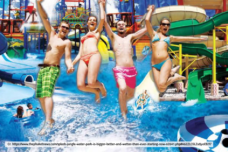 Phuket Splash Jungle