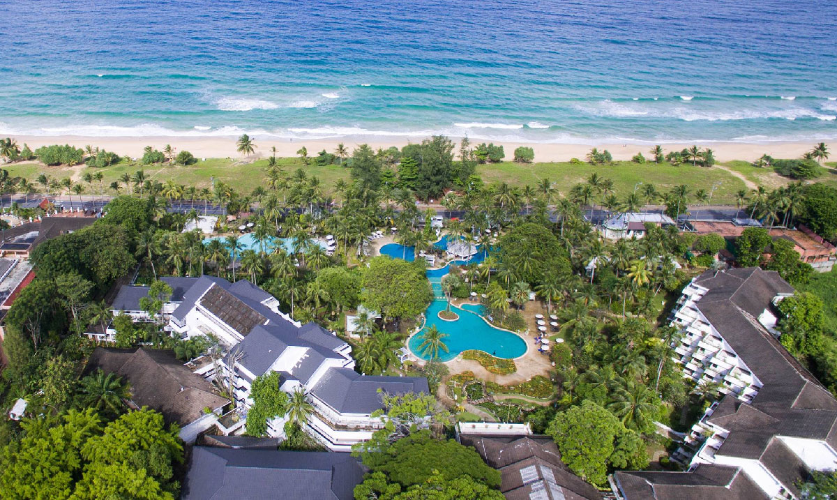 Thavorn Palm Beach Resort Karon - Phuket