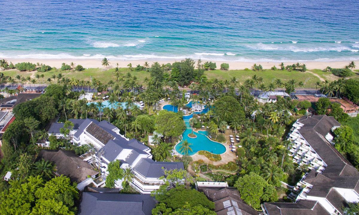 Thavorn Palm Beach Resort Karon Et