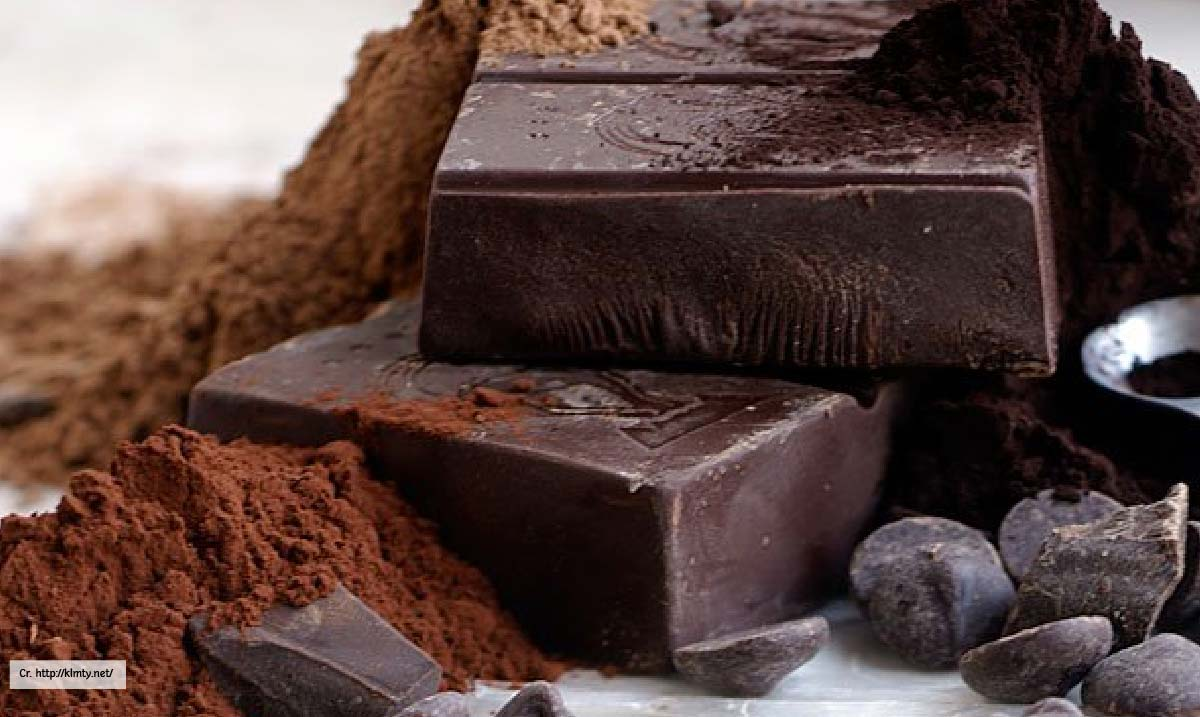 Chocolate benefits for health
