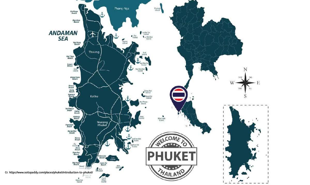 Phuket-Map-Thailand