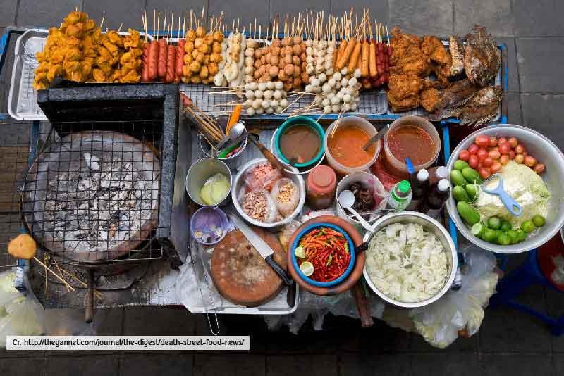 Thailand Street Food Ingredient