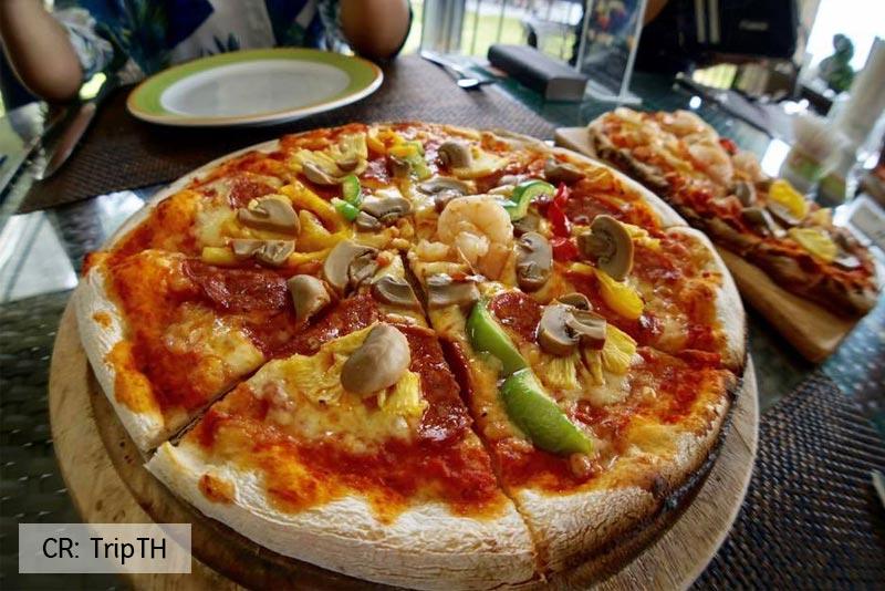 TripTH-Thavorn-Palm-Phuket-Pizza
