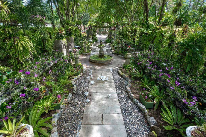 Thailand Tropical Garden
