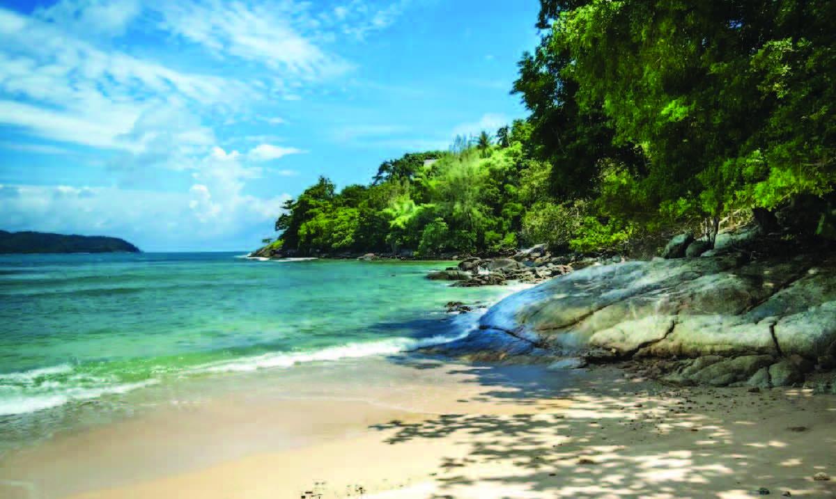 Thavorn Beach Village Phuket Private Beach Kamala-01