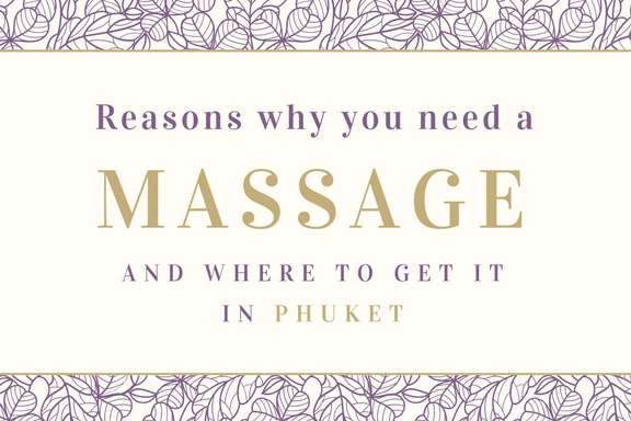 Reasons why we need a massage