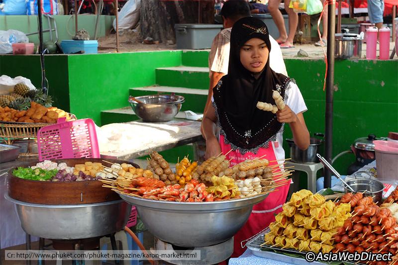 karon market