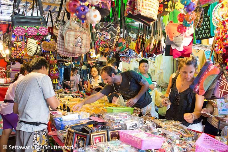 Shopping, How much, Discount,Thailand