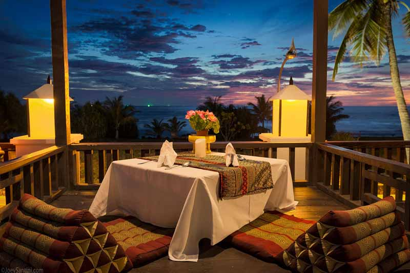 Thai foof, Old Siam, Karon, Sunsets, dinner, Private Dinner, Phuket ,Thavorn Plam Beach