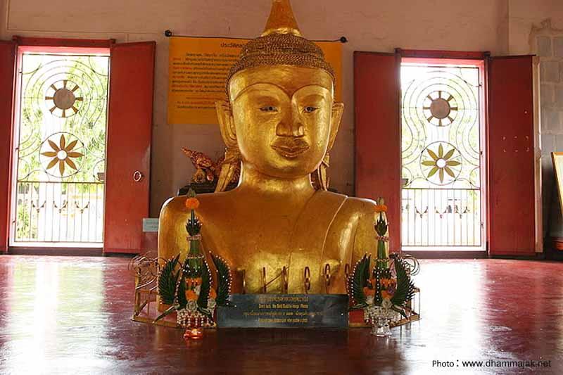 Wat Phra Thong, Phuket. Faith. Thailand