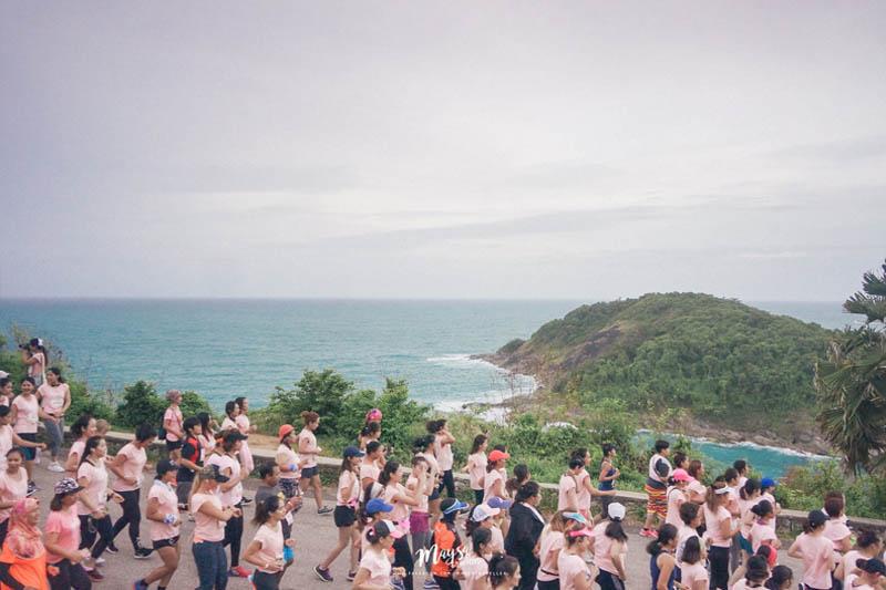 #MakeWavesMoveMountains, #ROXYThailand, #ROXYFitness,Phuket, Karon, Running, Marathon,Womem, Maysa Traveller,#Thavornpalm #Thavornpalmbeachresort, Phuket, Thailand