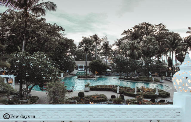 Thavorn Palm Beach Resort, Phuket, Few days in, Phuket,Thailand